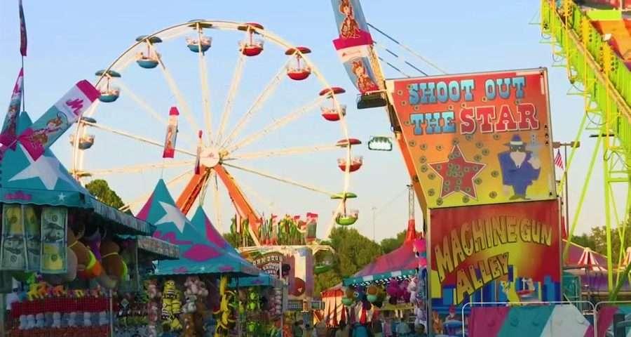 2018 Alabama State Fair Kicks Off