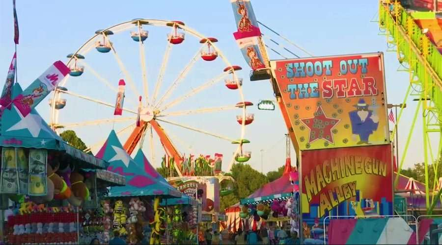 2018 Alabama State Fair Kicks Off