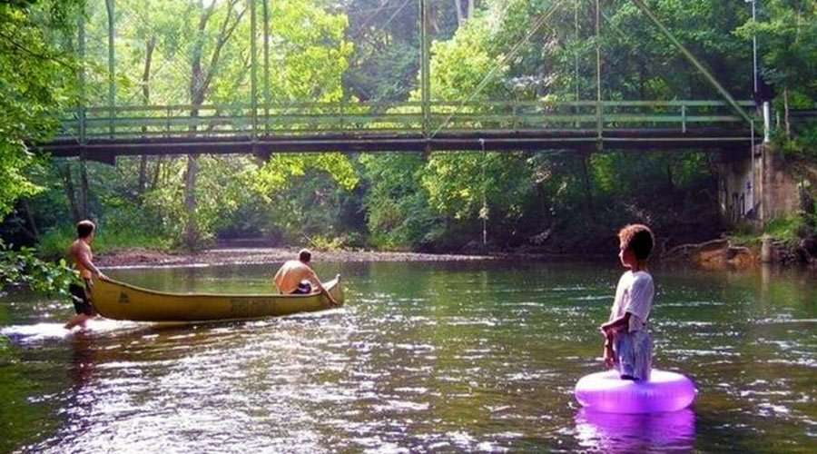 Program Seeks To Improve Access To Cahaba River
